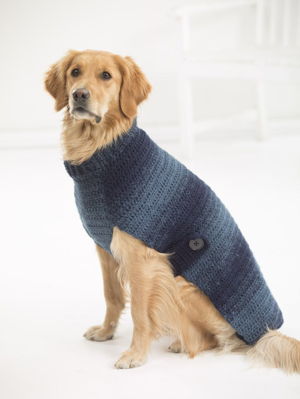 New Sweaters for BIG dogs Make our Asta Dog Sweater with