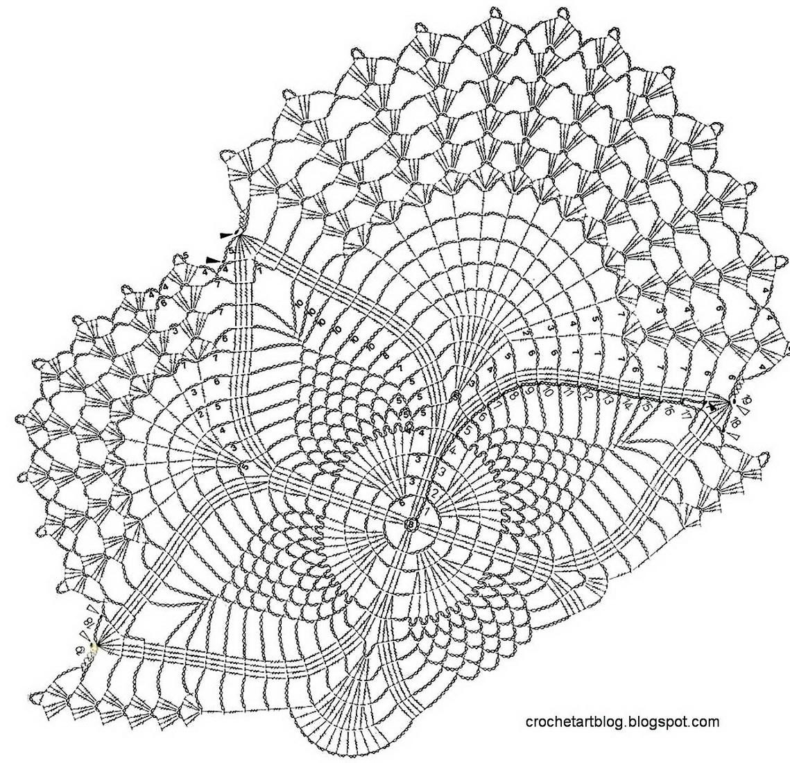 Free Doily Patterns Inspirational Crochet with Pattern Crochet and Knit Of Adorable 43 Pictures Free Doily Patterns