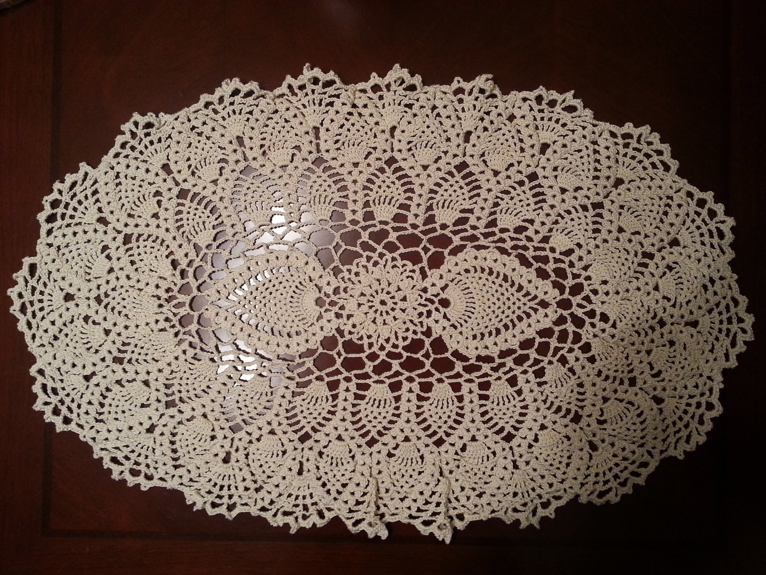 Free Doily Patterns Lovely 18 Easy Crochet Lace Tablecloth Patterns Of Adorable 43 Pictures Free Doily Patterns
