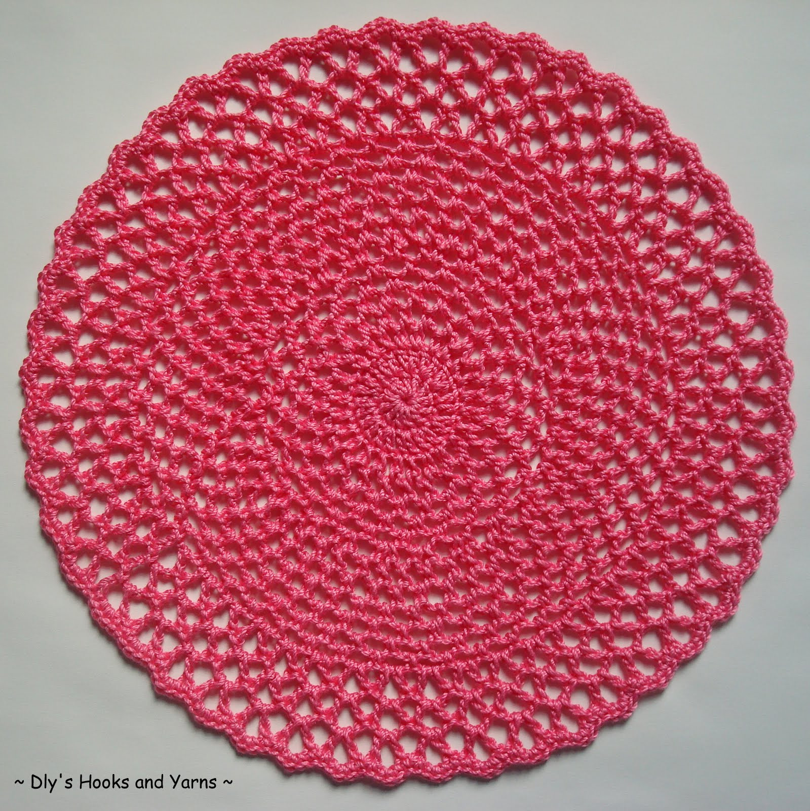 Free Doily Patterns New Crochet Etc Posted Her Pattern Of A Pretty Easy Lacy Of Adorable 43 Pictures Free Doily Patterns