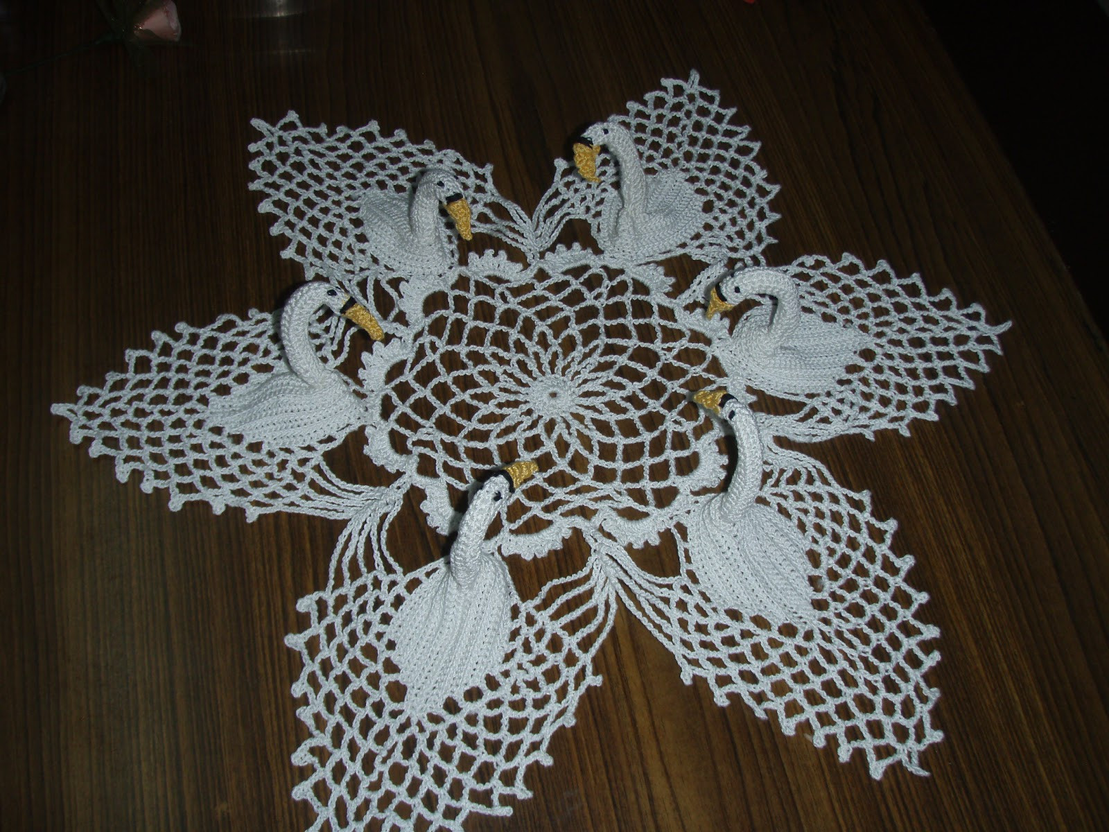 Free Doily Patterns New Crochet Heart Doily Pattern – Crochet Club Of Adorable 43 Pictures Free Doily Patterns