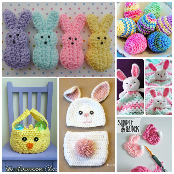Free Easter Crochet Patterns Awesome Free Easter Crochet Patterns to Make Crafty Morning Of Innovative 44 Ideas Free Easter Crochet Patterns