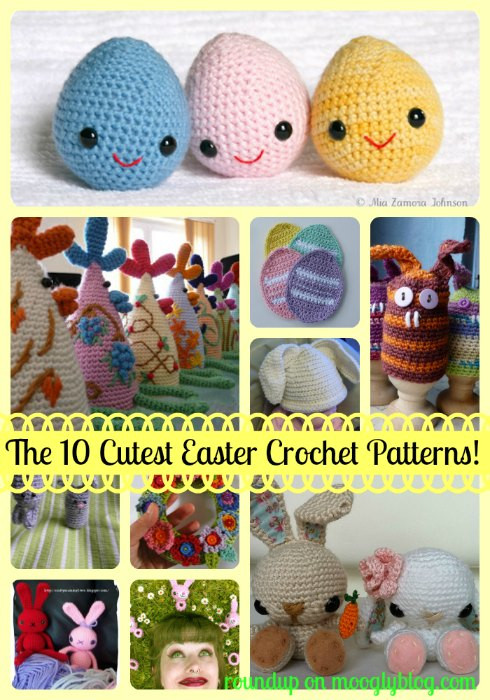 Free Easter Crochet Patterns Best Of the 10 Cutest Easter Crochet Patterns Of Innovative 44 Ideas Free Easter Crochet Patterns