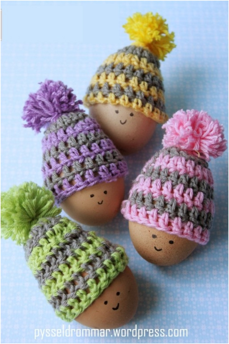 Top 10 Free Crochet Patterns For Adorable Easter