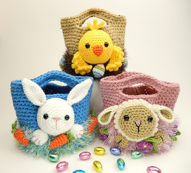 Free Easter Crochet Patterns Inspirational Fun Easter Basket Crochet Patterns Free & Paid Baby to Of Innovative 44 Ideas Free Easter Crochet Patterns