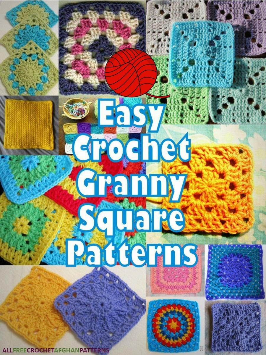 Free Easy Crochet Afghan Patterns Best Of 46 Easy Crochet Granny Square Patterns Of Luxury 45 Models Free Easy Crochet Afghan Patterns