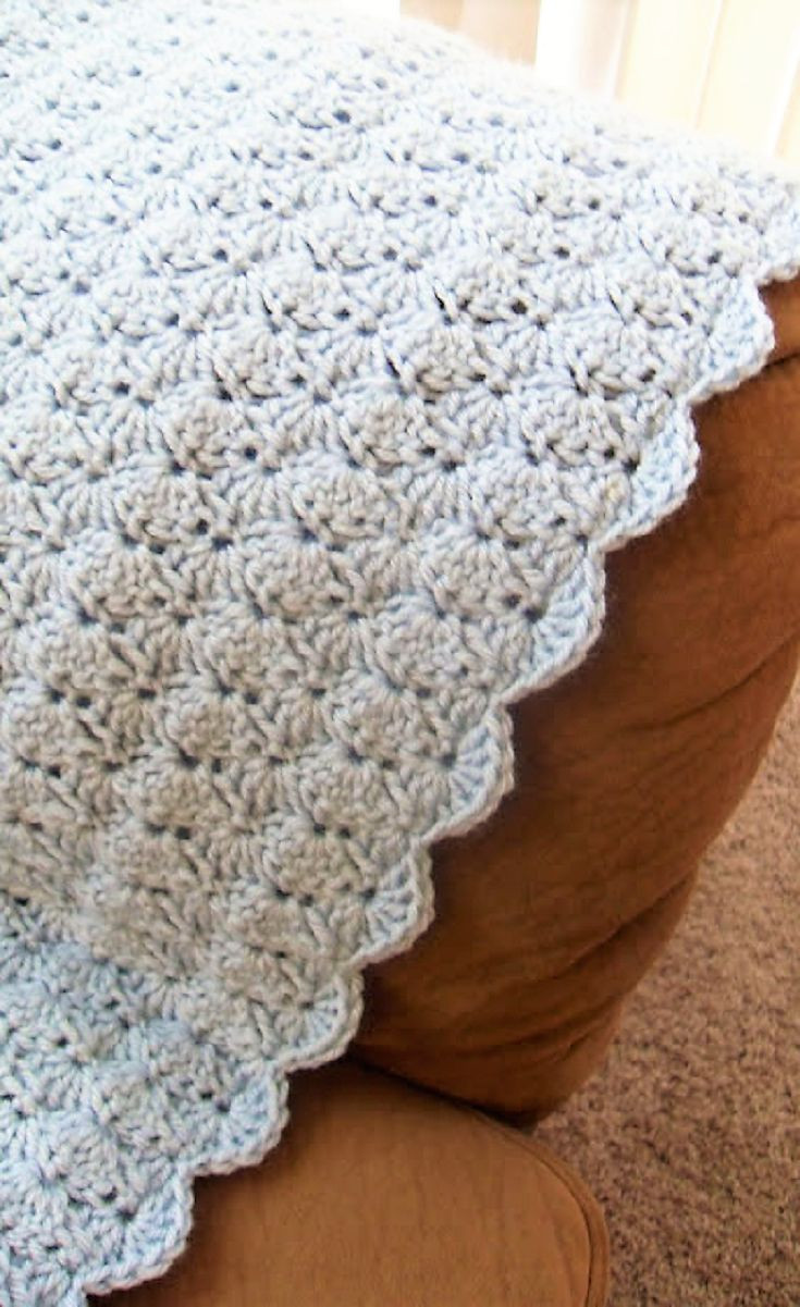 Free Easy Crochet Patterns For Throws Dancox for