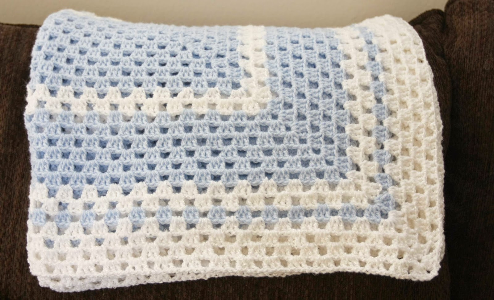 Free Easy Crochet Baby Blanket Patterns Best Of Best Free Crochet Blanket Patterns for Beginners On Pinterest Of New 48 Models Free Easy Crochet Baby Blanket Patterns