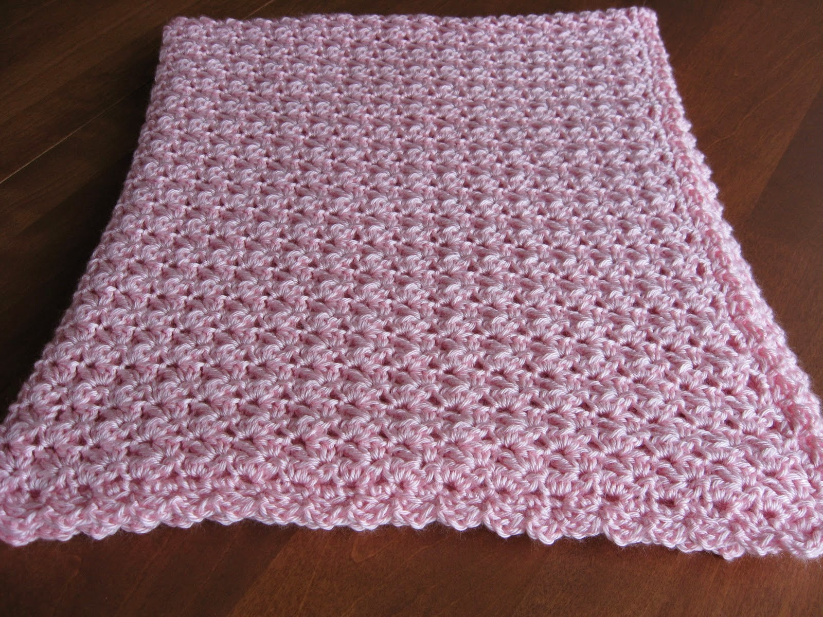 Free Easy Crochet Baby Blanket Patterns Elegant Quick and Easy Crochet Baby Afghan Pattern Dancox for Of New 48 Models Free Easy Crochet Baby Blanket Patterns