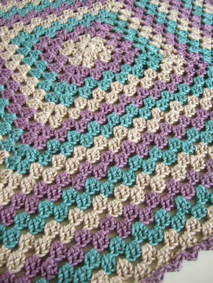 Free Granny Square Afghan Patterns Awesome 17 Best Images About C2c Color Options On Pinterest Of Amazing 46 Pictures Free Granny Square Afghan Patterns