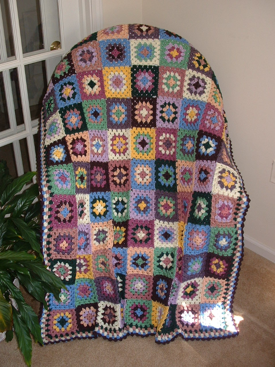 Free Granny Square Afghan Patterns Beautiful Afghan Baby Crochet Free Granny Pattern Square – Crochet Of Amazing 46 Pictures Free Granny Square Afghan Patterns