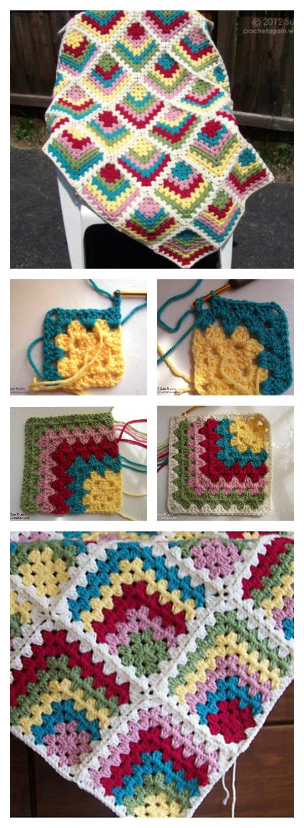 Free Granny Square Afghan Patterns Lovely Free Mitered Granny Square Afghan Crochet Pattern Of Amazing 46 Pictures Free Granny Square Afghan Patterns