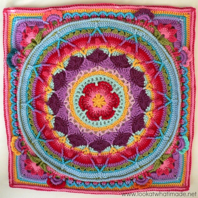 Free Granny Square Afghan Patterns Lovely the Most Beautiful Crochet Granny Square Ever Of Amazing 46 Pictures Free Granny Square Afghan Patterns