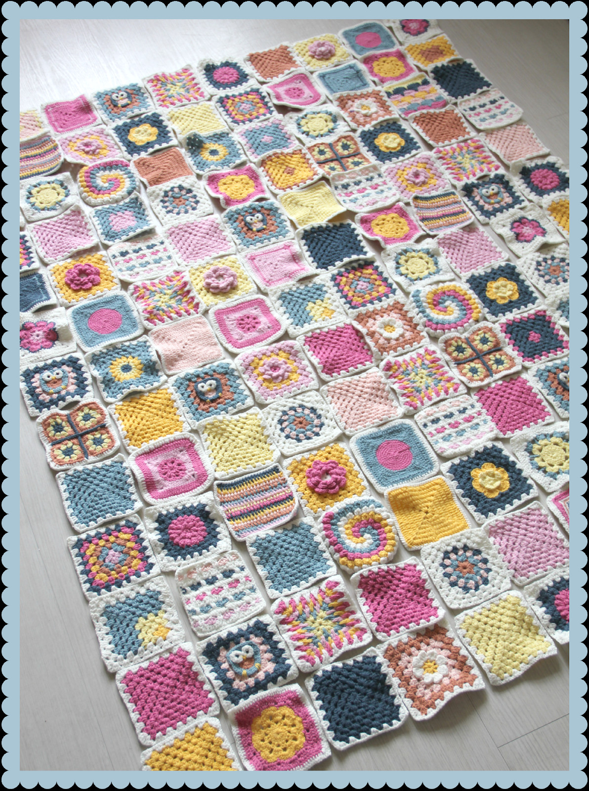Free Granny Square Patterns Awesome the Heartfelt Pany Granny Square Challenge assembling Of Incredible 49 Pictures Free Granny Square Patterns