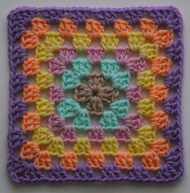 Free Granny Square Patterns Best Of 25 Best Ideas About Granny Square Tutorial On Pinterest Of Incredible 49 Pictures Free Granny Square Patterns