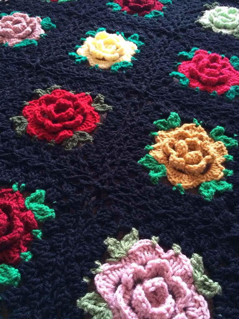Free Granny Square Patterns Luxury Rose Granny Square Free Pattern – Cypress Textiles Of Incredible 49 Pictures Free Granny Square Patterns