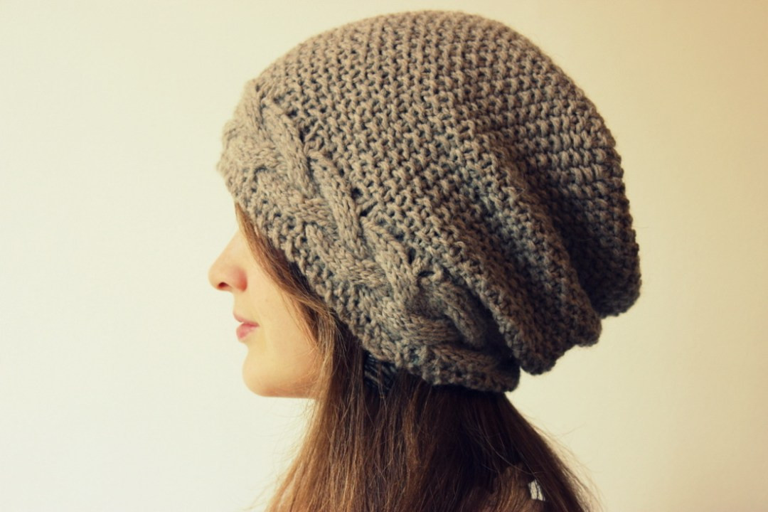 Free Hat Knitting Patterns Best Of Slouchy Hat Knitting Patterns Of Unique 45 Pictures Free Hat Knitting Patterns