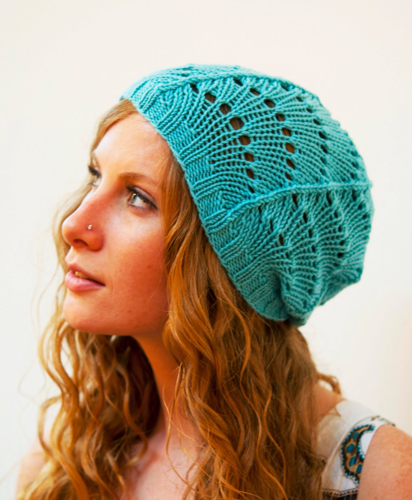Free Hat Knitting Patterns Unique Ruby Submarine Free Scallop Lace Hat Pattern Of Unique 45 Pictures Free Hat Knitting Patterns