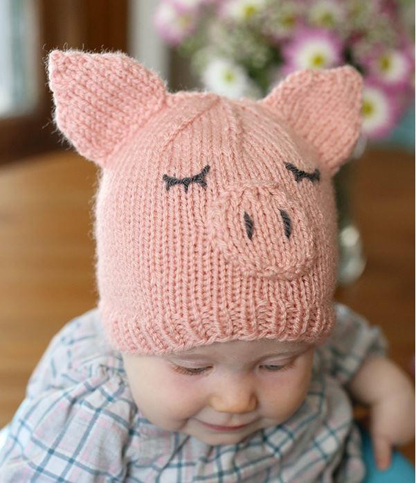 Free Knitting Patterns for Baby Hats Awesome This Little Piggy Went Home Baby Hat Of Perfect 44 Models Free Knitting Patterns for Baby Hats