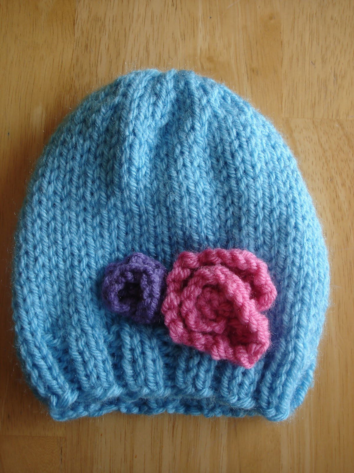 Free Knitting Patterns for Baby Hats Elegant Fiber Flux Free Knitting Pattern Baby In Bloom Hats Of Perfect 44 Models Free Knitting Patterns for Baby Hats