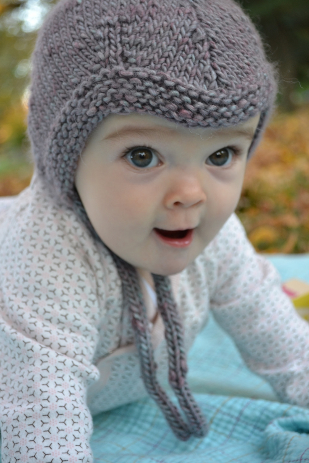 New Free Pattern Alfalfa Baby Hat