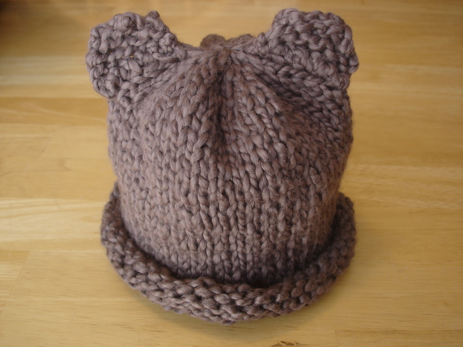 Free Knitting Patterns for Baby Hats Luxury Fiber Flux Free Knitting Pattern Baby Bear Hat for Of Perfect 44 Models Free Knitting Patterns for Baby Hats