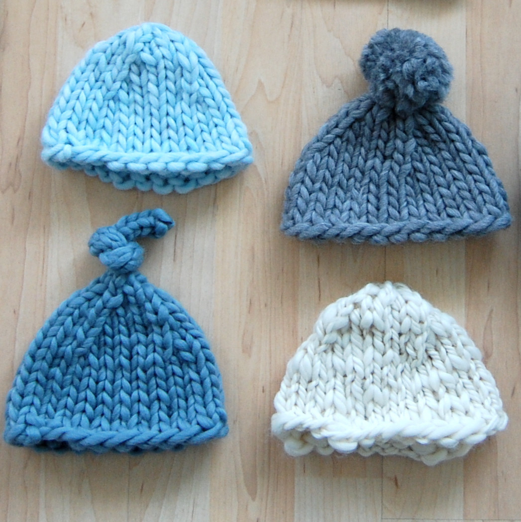 Free Knitting Patterns for Baby Hats New Hey Jen Renee New Pattern Super Bulky Newborn Hat Of Perfect 44 Models Free Knitting Patterns for Baby Hats
