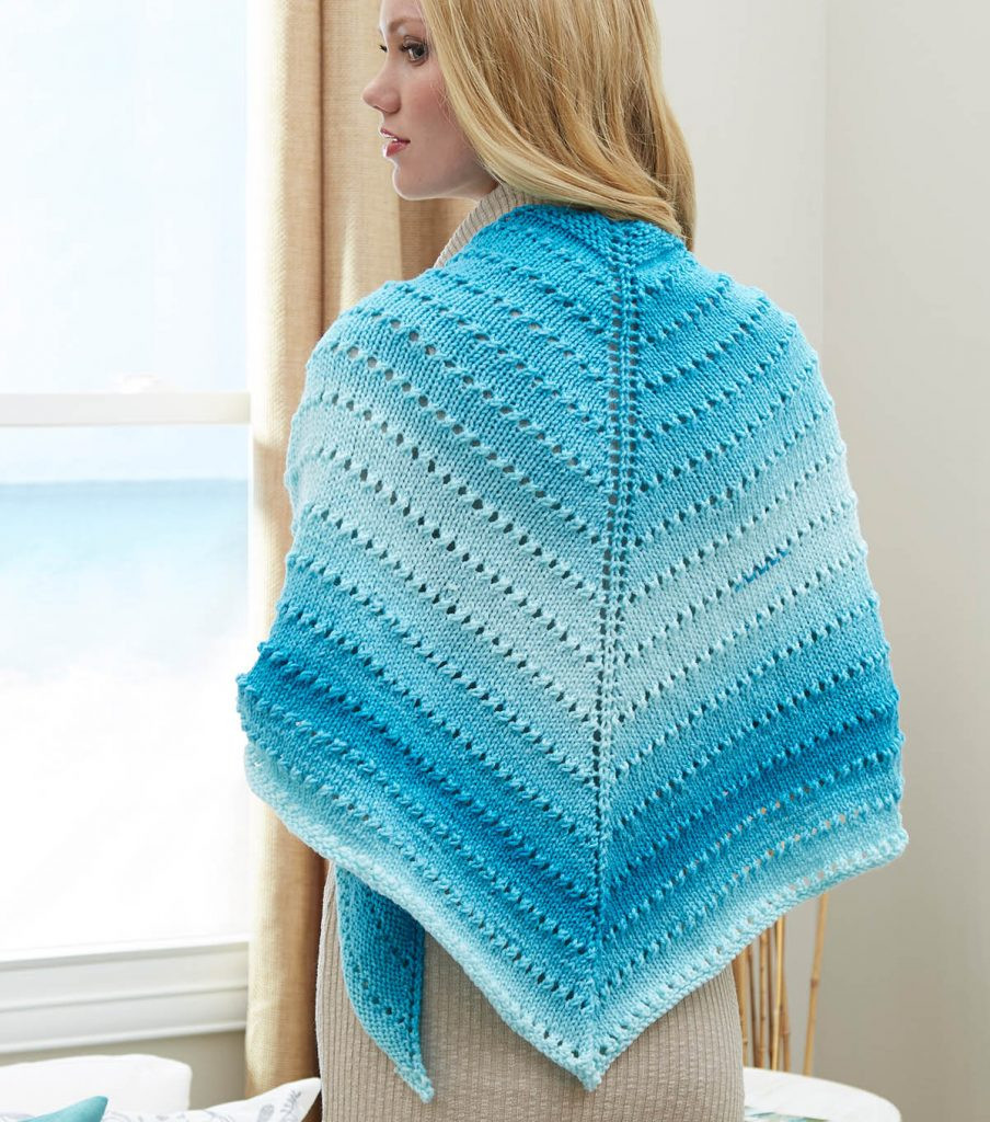Free Knitting Patterns New Free Knit Triangle Shawl Patterns Patterns ⋆ Knitting Bee Of Amazing 46 Ideas Free Knitting Patterns