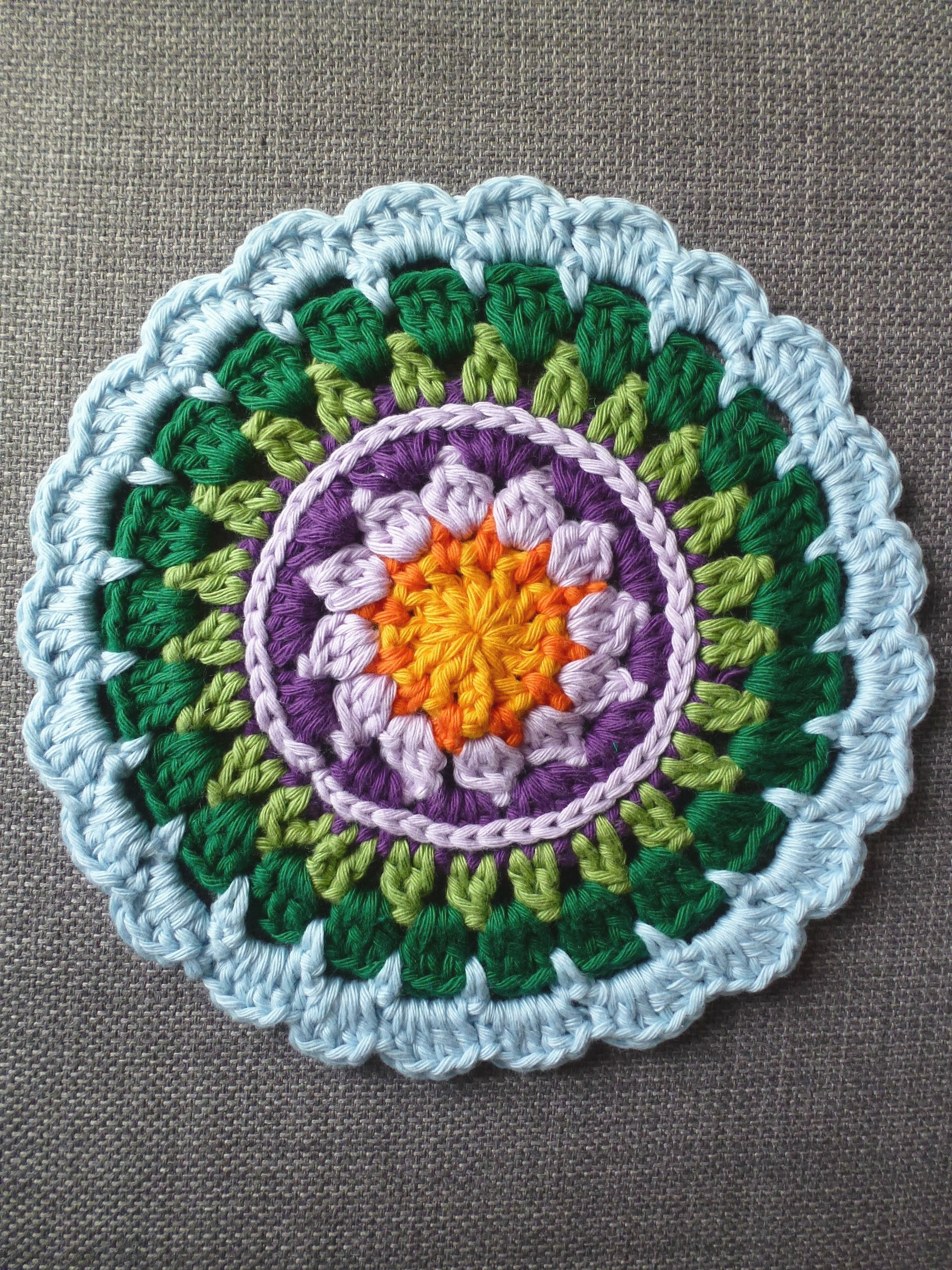 Free Mandala Crochet Patterns Beautiful Blanket – Zeens and Roger Of Innovative 45 Models Free Mandala Crochet Patterns