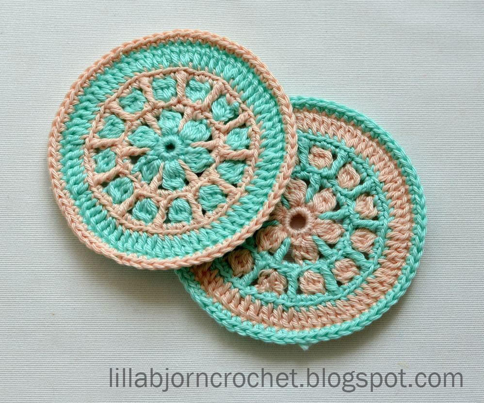 Free Mandala Crochet Patterns Beautiful north Sea Mandala Crochet Coaster Of Innovative 45 Models Free Mandala Crochet Patterns