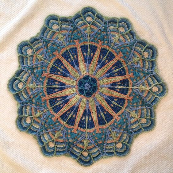 Free Mandala Crochet Patterns Best Of Inspiration Crochet Mandalas Of Innovative 45 Models Free Mandala Crochet Patterns
