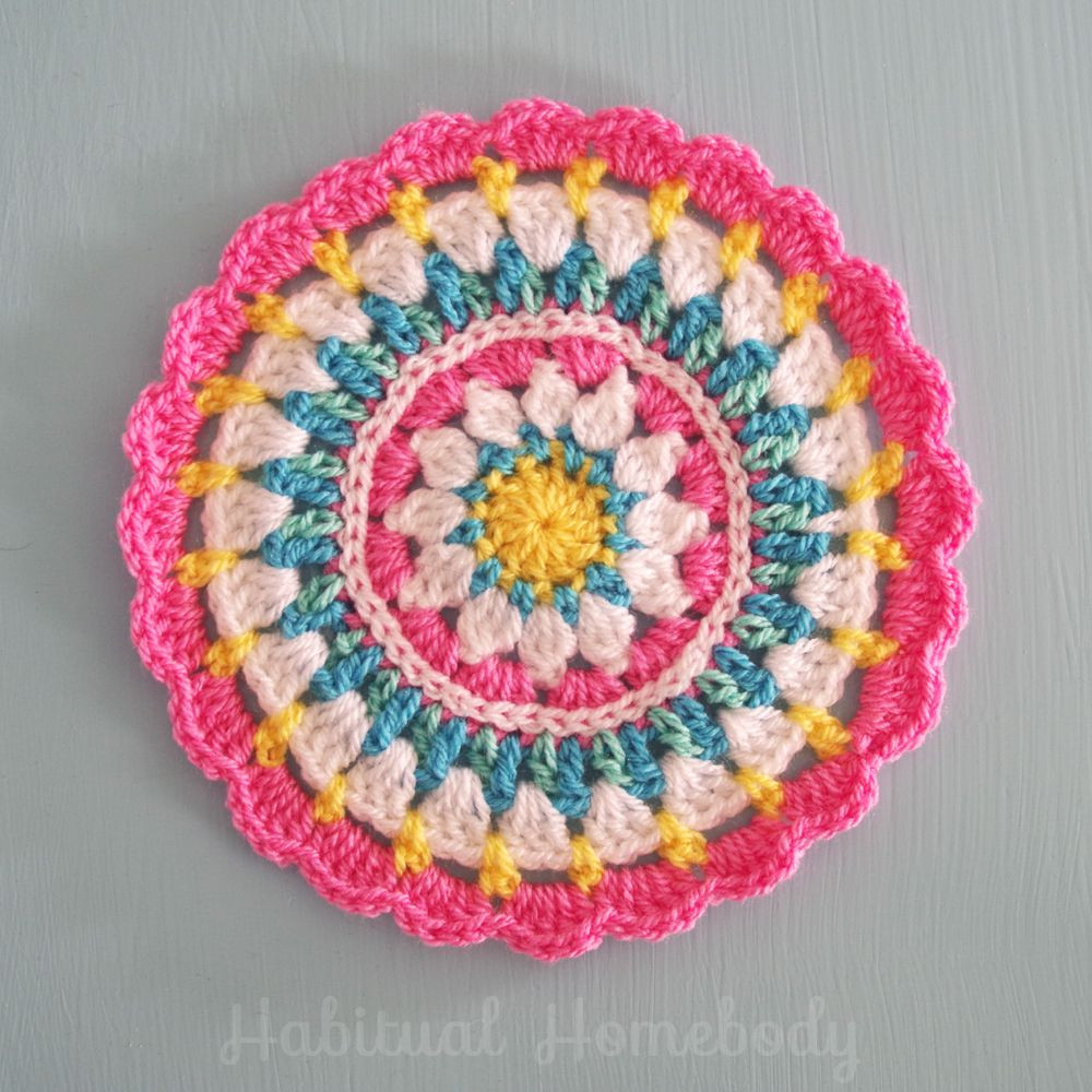 Free Mandala Crochet Patterns Best Of What's On My Hook A Mandala Of Innovative 45 Models Free Mandala Crochet Patterns