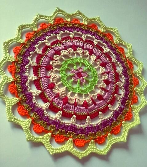 Free Mandala Crochet Patterns Elegant 15 Mandala Crochet Patterns to Bust Your Stash Of Innovative 45 Models Free Mandala Crochet Patterns