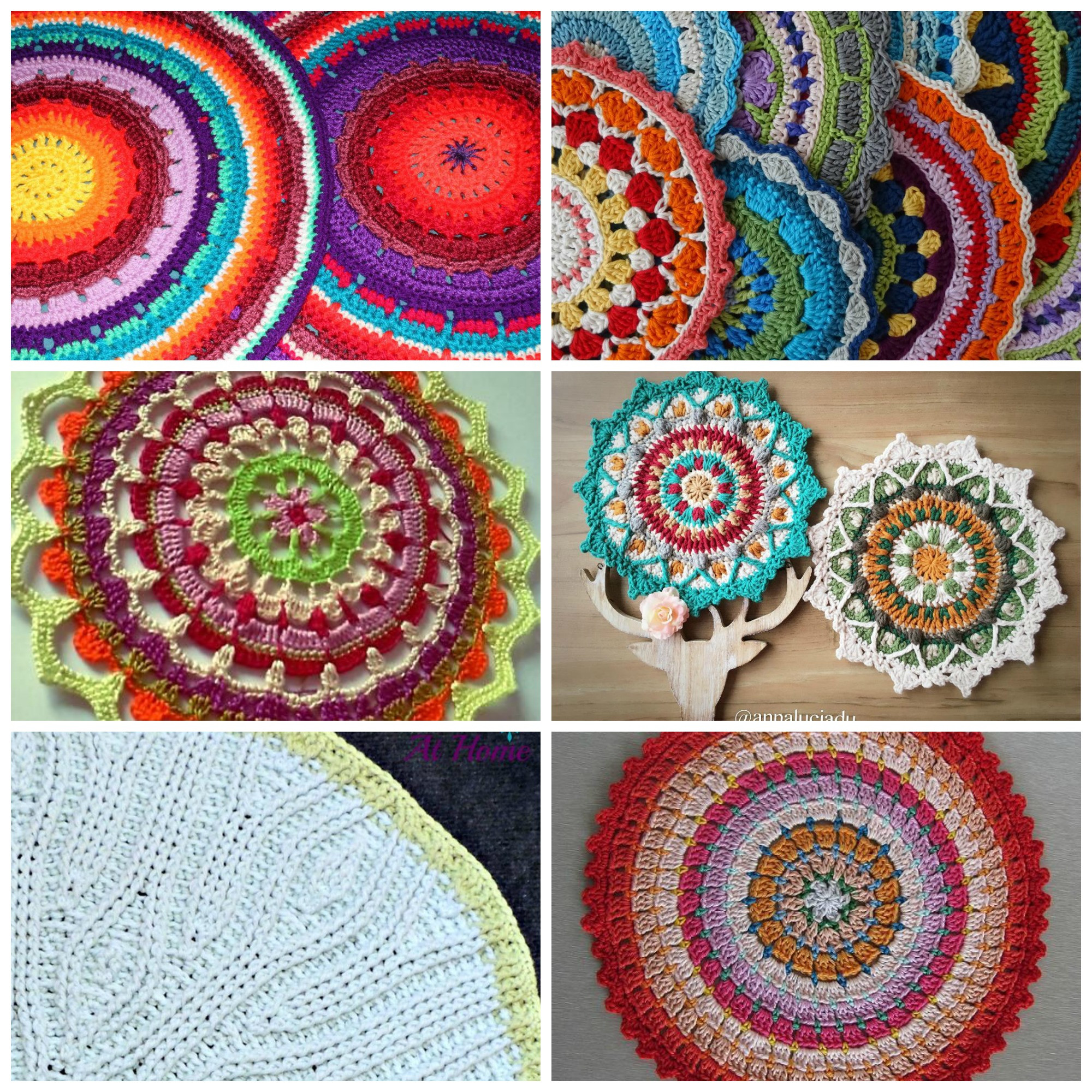 Free Mandala Crochet Patterns Fresh 15 Mandala Crochet Patterns to Bust Your Stash Of Innovative 45 Models Free Mandala Crochet Patterns