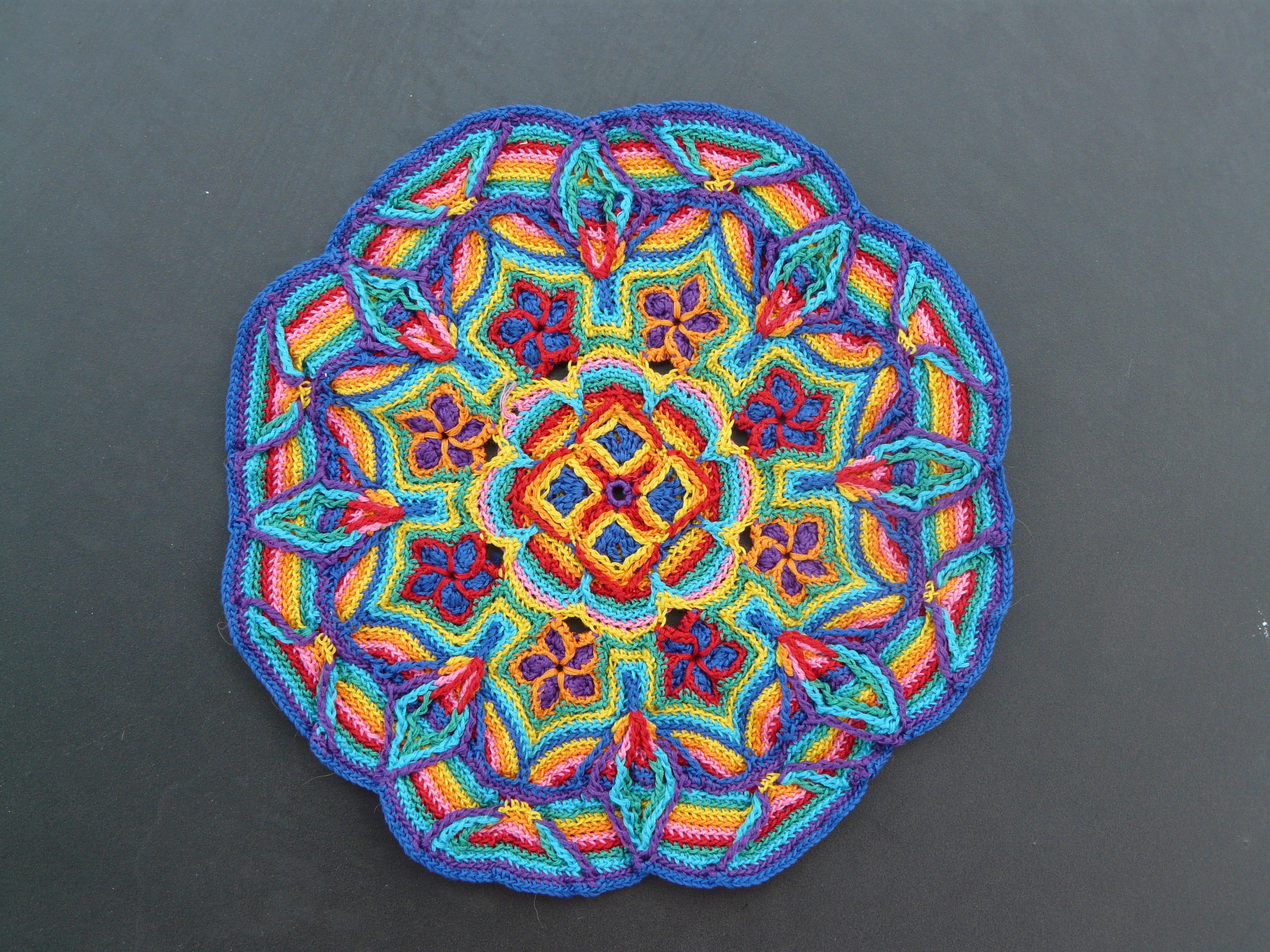 Free Mandala Crochet Patterns New What is Mandala Crochet Ambassador Crochet Of Innovative 45 Models Free Mandala Crochet Patterns