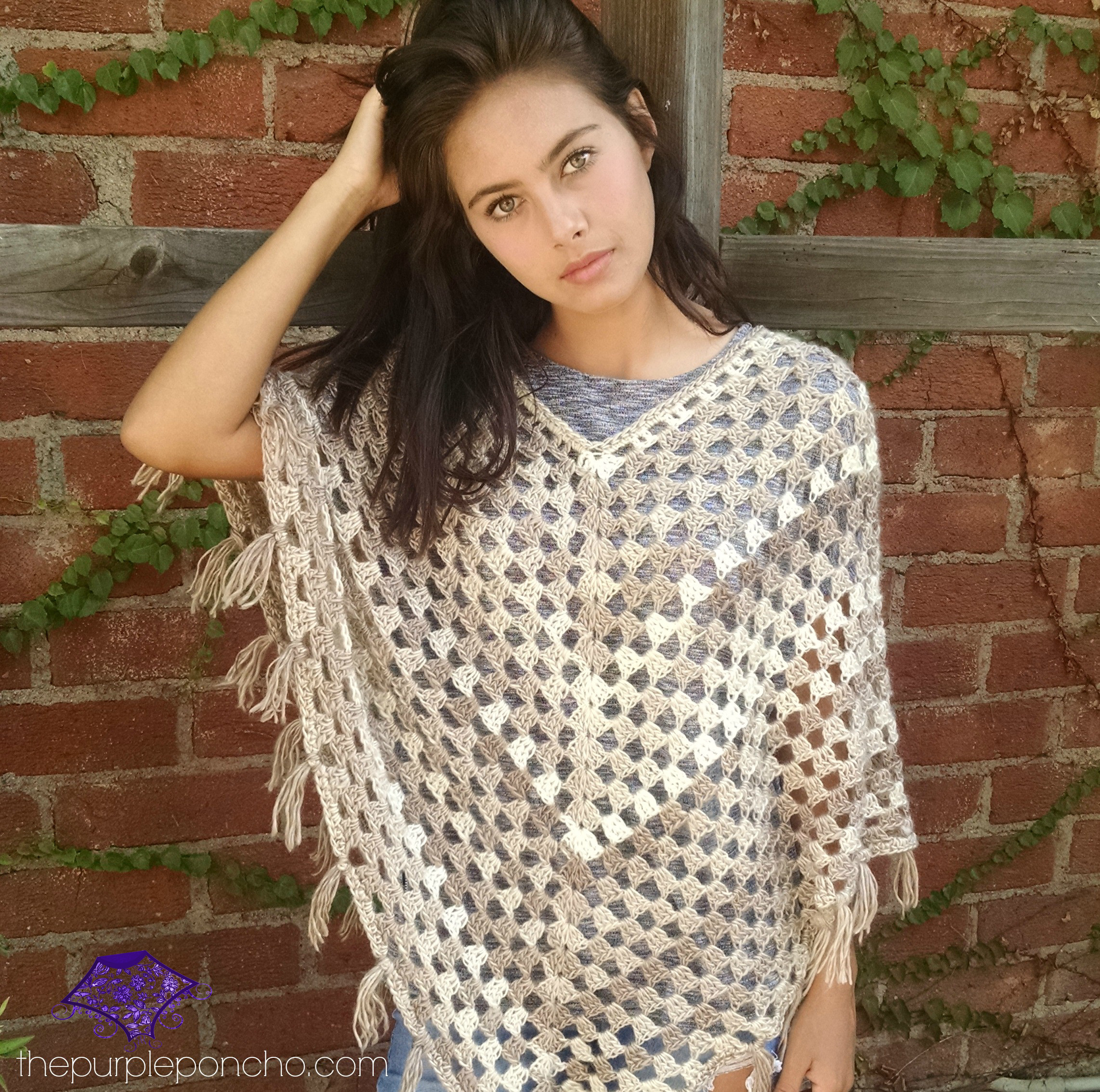 Free Patterns Best Of Timeless Boho Poncho – Free Crochet Pattern – the Purple Of Unique 49 Photos Free Patterns