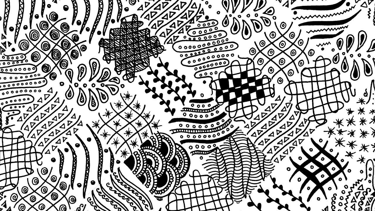 Free Patterns Elegant Free Printable Zentangle Patterns for Beginners Pdf Worksheets Of Unique 49 Photos Free Patterns