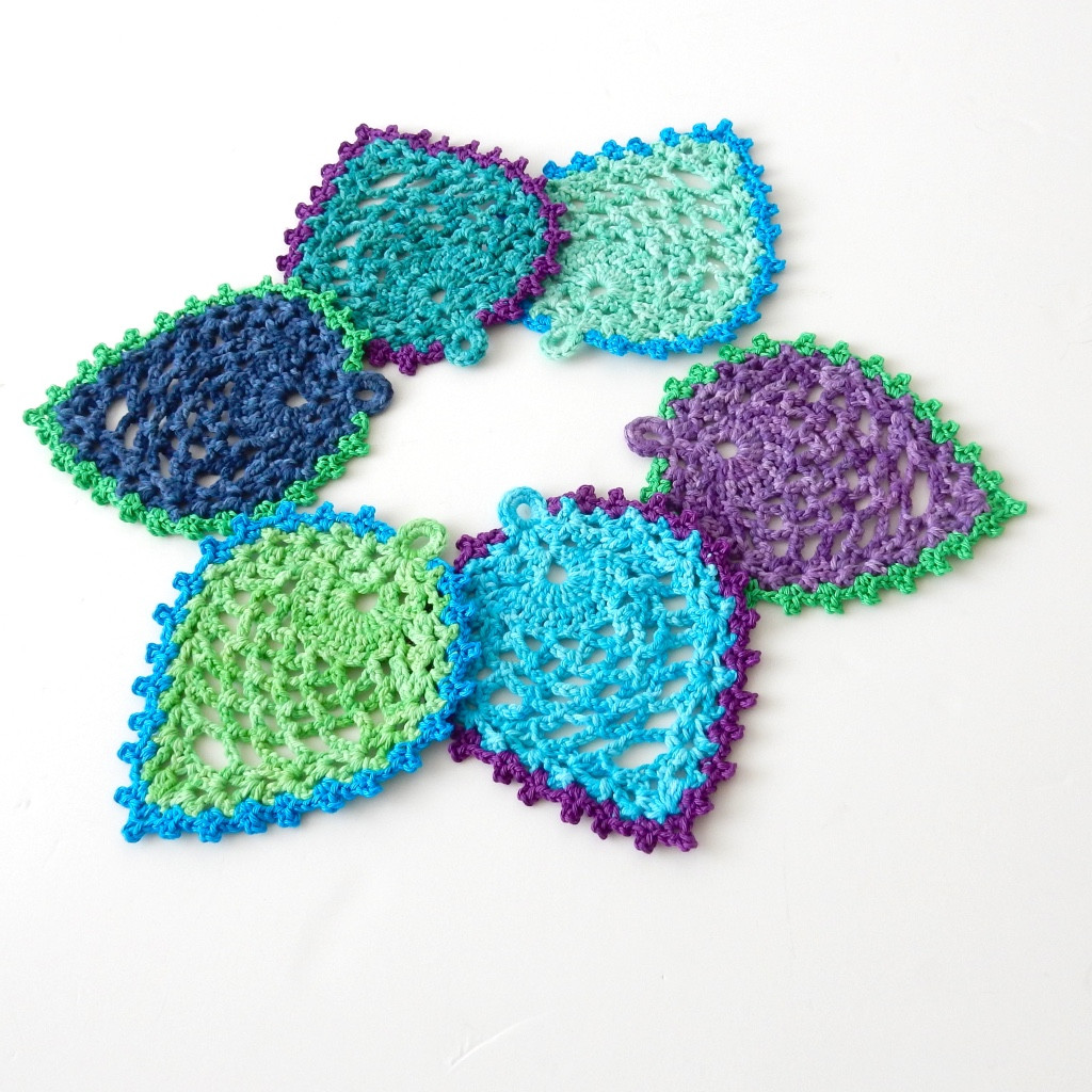 Free Patterns New Peacock Style Pineapple Coasters Free Crochet Design Of Unique 49 Photos Free Patterns