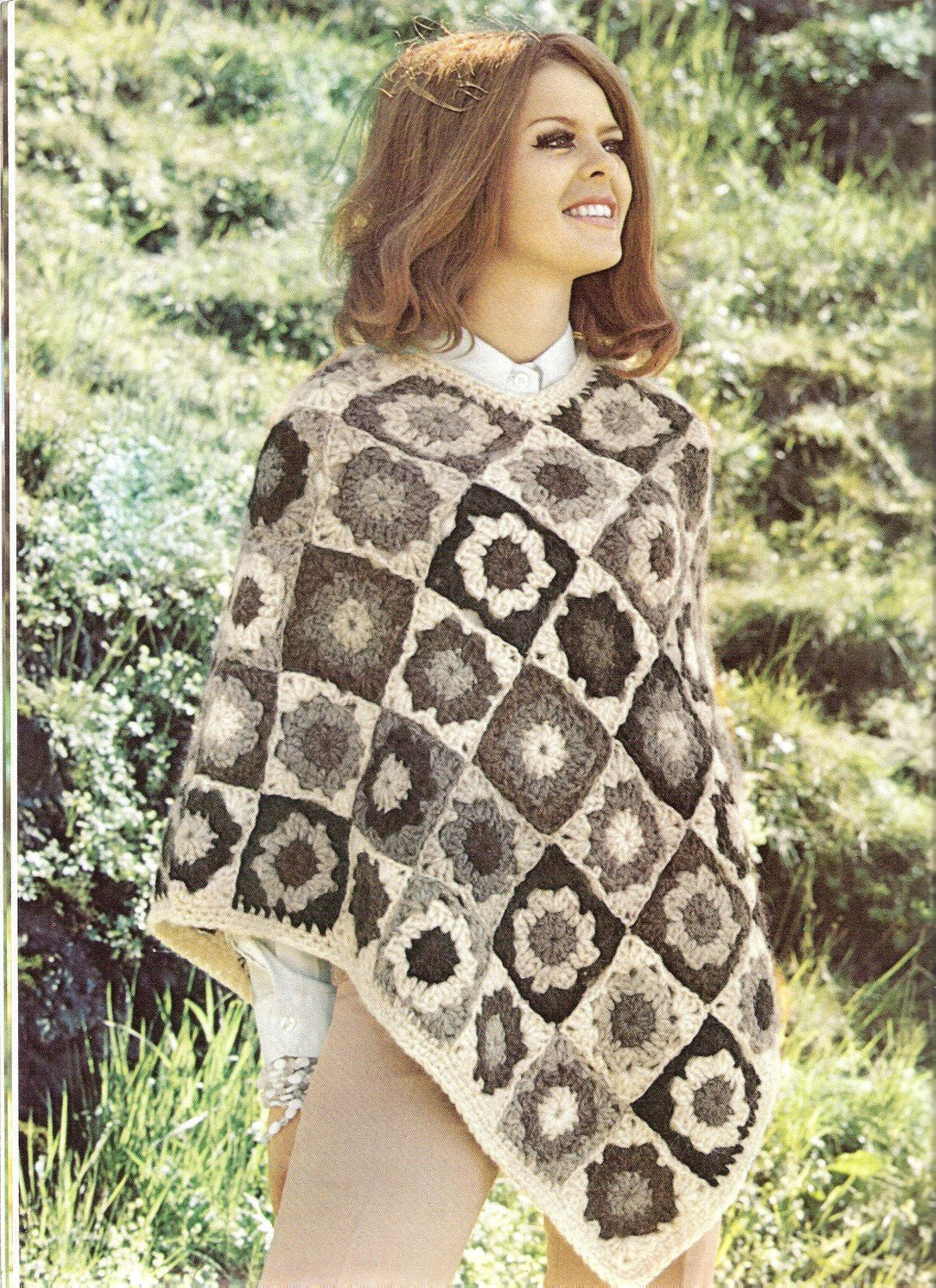 Free Poncho Patterns Awesome Poncho Crochet Poncho Pattern Grimsvotn Of Marvelous 41 Models Free Poncho Patterns
