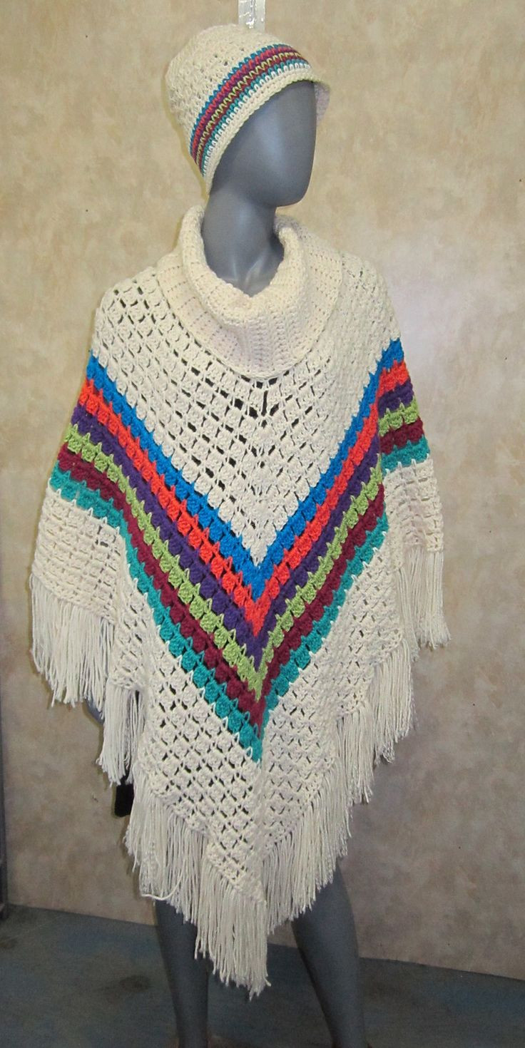 Free Poncho Patterns Inspirational 519 Best Ponchos Rock Images On Pinterest Of Marvelous 41 Models Free Poncho Patterns