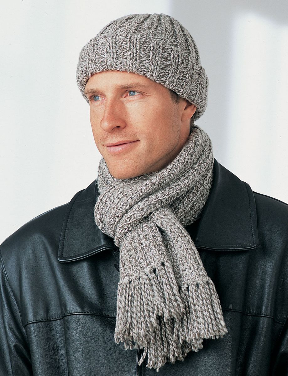 Free Scarf Knitting Patterns Beautiful Men S Winter Hat and Scarf Of Innovative 40 Pics Free Scarf Knitting Patterns