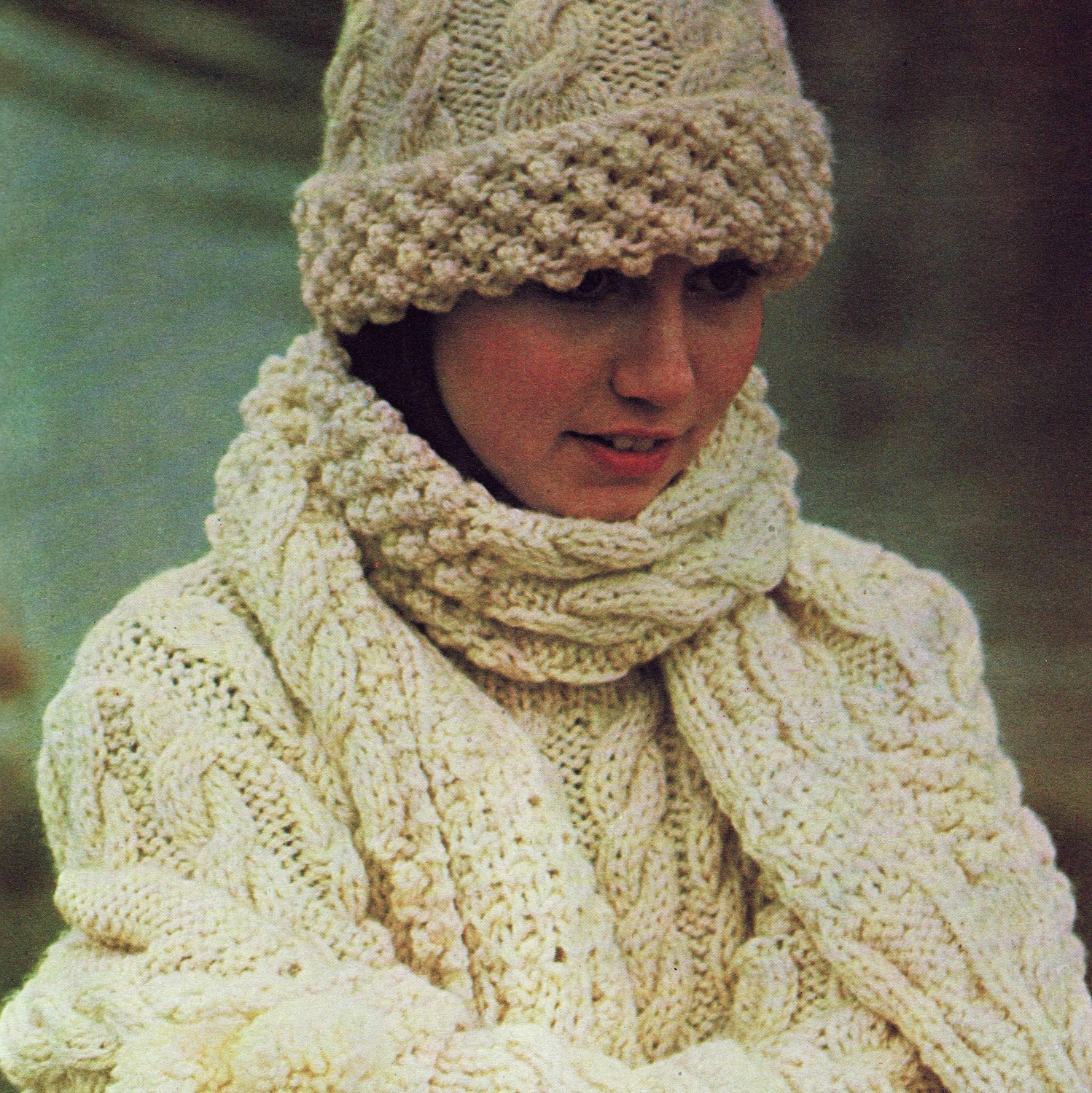 Free Scarf Knitting Patterns New Scarf and Hat Knitting Patterns Of Innovative 40 Pics Free Scarf Knitting Patterns