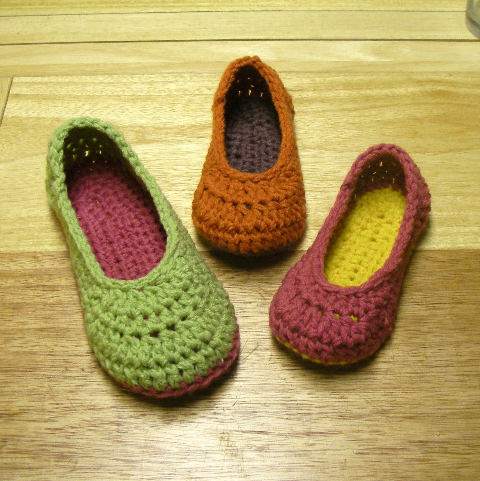 Free Slipper Patterns Lovely Crochet for Free Oma House Slippers Adult Female Of Luxury 50 Ideas Free Slipper Patterns