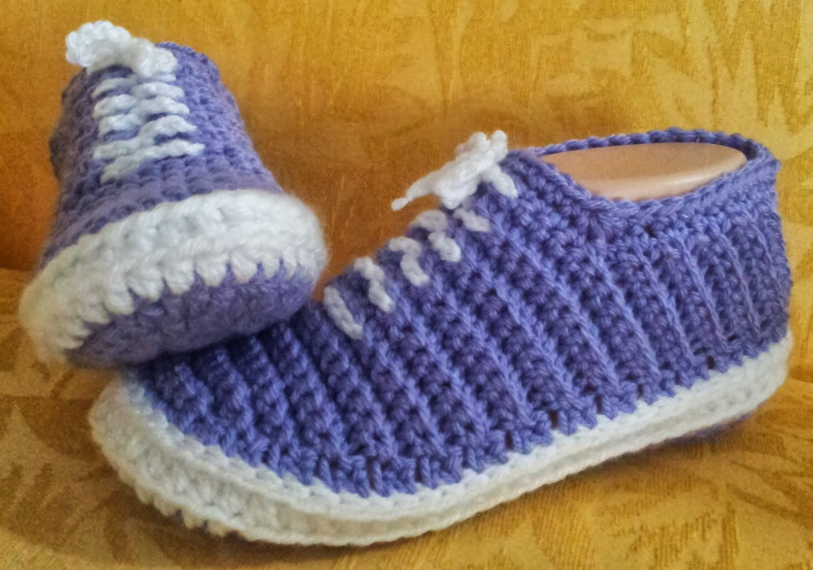 Free Slipper Patterns New Shush S Handmade Stuff Crochet Sneakers Pdf Pattern Of Luxury 50 Ideas Free Slipper Patterns