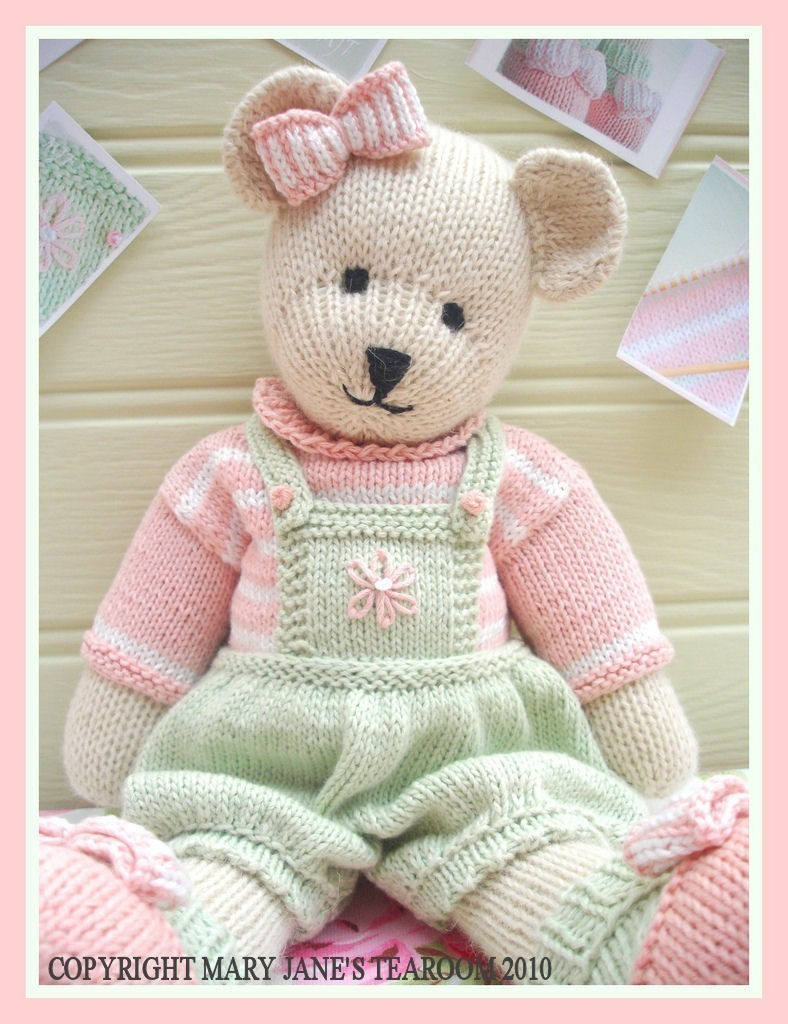 Free Teddy Bear Patterns Elegant Candy Bear toy Teddy Knitting Pattern Pdf Email Of Awesome 47 Ideas Free Teddy Bear Patterns
