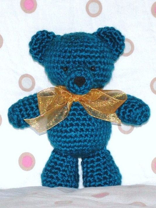 Free Teddy Bear Patterns Fresh 25 New Amigurumi Crochet Patterns and Tips – Crochet Of Awesome 47 Ideas Free Teddy Bear Patterns