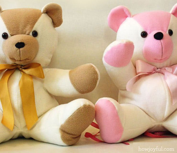 Free Teddy Bear Patterns Fresh Sew Your Own Teddy Bears with 19 Free Patterns Of Awesome 47 Ideas Free Teddy Bear Patterns