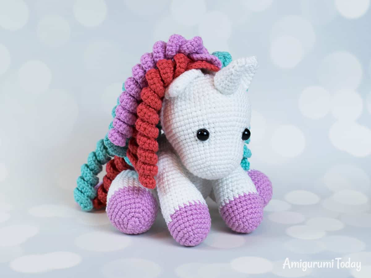 Free Unicorn Crochet Pattern Best Of Baby Unicorn Amigurumi Pattern Amigurumi today Of Free Unicorn Crochet Pattern Beautiful Unicorn Crochet Pattern the Best Collection
