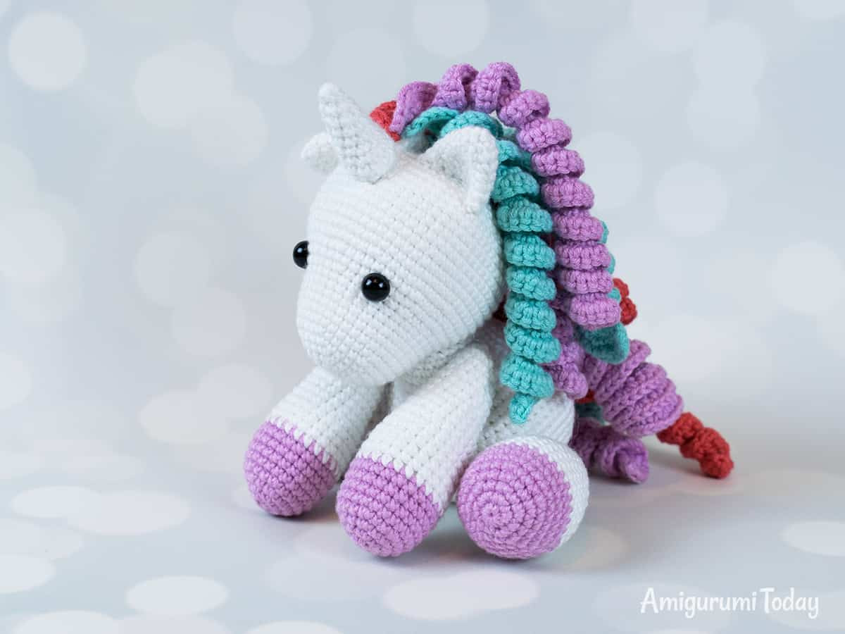 Free Unicorn Crochet Pattern Inspirational Baby Unicorn Amigurumi Pattern Amigurumi today Of Free Unicorn Crochet Pattern Beautiful Unicorn Crochet Pattern the Best Collection