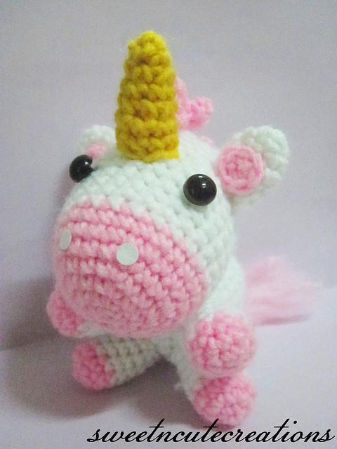 Free Unicorn Crochet Pattern Inspirational Free Crochet Pattern Unicorn Amigurumi – Make It Crochet Of Free Unicorn Crochet Pattern Unique Dada Neon Crochet Tiny Rainbow Unicorn Amigurumi by